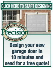 Garage Door Designer Badge