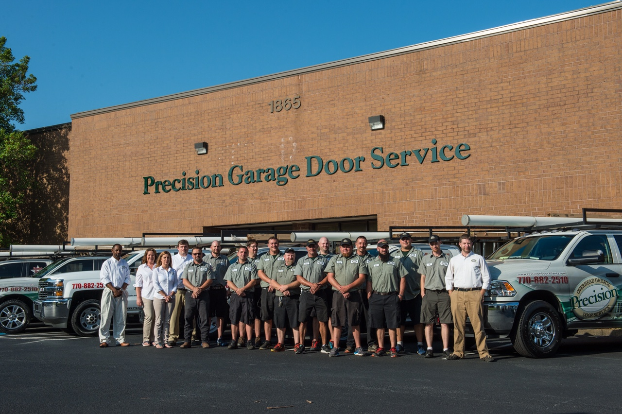 Precision Garage Door Savannah Repair Openers New Garage Doors