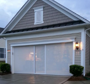 Why People Love Their Garage Door Screens: