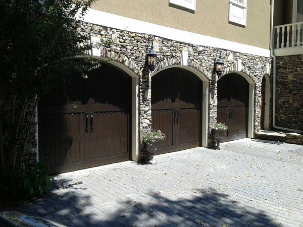 Precision Garage Door Savannah Garage Door Pictures